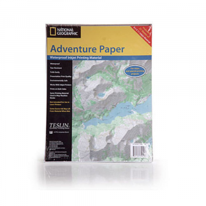 National Geographic Adventure Paper