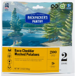 Backpackers Pantry Bacon And Cheddar Mashed Potatoes