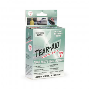 Tear Aid Vinyl Patch Kit
