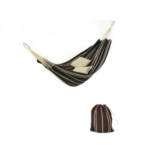 byer barbados hammock- Save 47% Off - Perfect for one, cozy for two, the Barbados is the ideal hammock for sharing a relaxing afternoon, or dreaming of how nice sharing a hammock would be. . Just as comfortable in the house or on the balcony and in the garden or camp. Made with a durable heavyweight cotton in a 2 x 3 basket weave. Colorful rainbow pattern. Designed for the user to lay diagonally across the hammock (