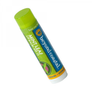 Beyond Coastal Active Lip Balm Spf 15, Mint Leaf