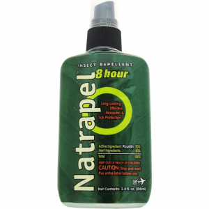 Amk Natrapel 8 Hour Insect Repellent 34 Oz Pump