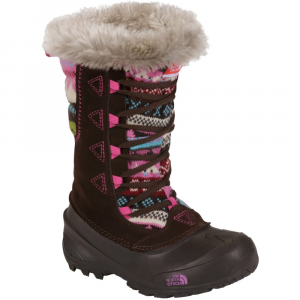 The North Face Girls Shellista Lace Novelty Ii Winter Boots