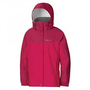 Image of Marmot Girls' Precip Rain Jacket