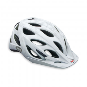bell muni bike helmet- Save 30% Off - With its outstanding functionality, great features, well-mannered design and graphics, and super-adjustable TAG fit system, the Bell Muni bike helmet is simply out of this world. Fusion In-Mold construction bonds the helmets outer microshell to its EPS foam layer to provide a sturdier, more solid helmet. Twin Axis Gear (TAG) fit system adjusts to your head on two axes-circumferentially and horizontally-to better accommodate differences in head shape. Channeled ventilation with 21 vents to provide great air flow at any speed. Integrated flip mirror mount makes it easier to stay safe (mirror not included). Blade Plus visors integrated perch makes it easy to mount a Blackburn Front Flea light (not included). Strap on the back of the helmet lets you attach a rear flasher like the Blackburn Flea 2.0 Rear (not included)