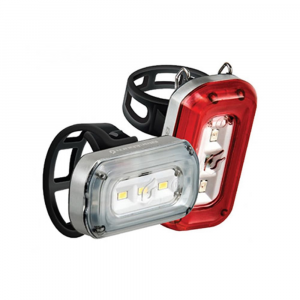 Blackburn Central 100 Front + Central 20 Rear Bike Light Set