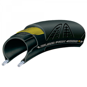 Continental Grand Prix 4000S Road Bike Tire, 700 X 25C