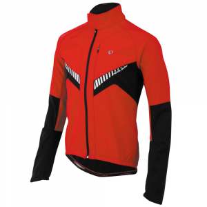 pearl izumi men's elite soft shell jacket, mykonos blue/black- Save 30% Off - With its soft shell exterior and lofted inner fleece backer, Pearl Izumi's Elite Soft Shell Jacket offers wind protection, water resistance, and warmth for cold-weather cycling.. . Elite soft shell fabric is windproof with superior warmth and water resistance. Interior Elite Thermal Fleece fabric powered by S. Cafe provides superior insulation, moisture transfer, dry time, and odor resistance. Contoured, shaped sleeve hem for an anatomically correct fit. Full-length internal draft flap seals in warmth. Collar tab holds jacket together when venting. One back and one chest zippered pocket. Collar tapers from front to back for on bike ergonomics. 360deg reflectivity for low-light conditions.