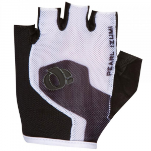 pearl izumi attack bike gloves- Save 30% Off - For riders who put in a lot of saddle time, nothing beats Pearl Izumi's Attack Gloves with updated Comfort Bridge Gel padding and anatomic palm patterning. New glove padding creates bridges over both Ulnar and Median nerves for superior riding comfort-directs pressure to hands boney structure, away from areas above nerves, reducing compression of nerves that causes loss of feeling. New glove fit minimizes palm bunching for superior grip comfort and handlebar feel-gloves are patterned around the anatomic arches of the hand for optimal fit around every curve, knuckle, and crease of your hand for the perfect hand-to-bar interface. Synthetic leather palm is soft and durable. Easy-off tab for effortless glove removal after your ride. Soft, low-profile wiping surface on thumb. Hook-and-loop closure. Mens sizing.