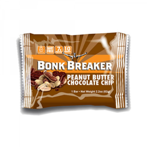 Image of Bonk Breaker Peanut Butter And Chocolate Chip Energy Bar
