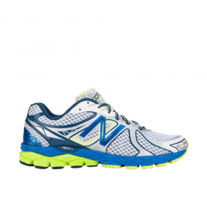 new balance men's 870v3 road running shoes- Save 36% Off - The New Balance 870v3 reigns on the lighter side of stability with the responsive durability and lightweight flexibility of a REVLite midsole, extended Abzorb crash pad, and blown rubber forefoot that yield comfort in every stride. . 8 mm heel-to-toe drop (difference in height from heel to forefoot). Innovative REVlite foam midsole offers a lightweight, responsive ride and durability without sacrificing underfoot cushioning or stability. Abzorb cushioning in the midfoot provides exceptional shock absorption. Blown rubber outsole: Ndurance rubber compound for maximum durability. Air mesh, synthetic, and TPU upper for breathability and support. No-sew welded seams for lightweight comfort and support. Type: Light stability shoe for runners who train at an up-tempo pace or desire a sleeker stability option. Medial post. Fit/PL-1 last: Standard heel width, instep height, toe box depth, and forefoot width