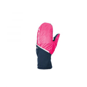 Brooks Adapt Gloves Ii, Midnight/brite Pink