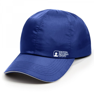 ems thunderhead cap- Save 25% Off - Ideal for hikers, paddlers, and backpackers, our Thunderhead Cap provides System Three waterproof protection and breathable comfort in wet, miserable conditions. . Lightweight, yet durable nylon ripstop fabric with DWR (durable water repellent) finish. System Three PU (polyurethane) coating is waterproof and breathable-keeps rain out and allows sweat to escape, so you stay dry and comfortable. Taped seams keep rain from seeping in. 2.5-layer construction: Nylon ripstop backed by System Three with .5 layer to protect coating (no separate lining). Soft polyester mesh headband wicks moisture. Elastic loop, nylon webbing, and quick-release buckle at back provide a secure, adjustable fit. Reflective piping along brim edge for low-light conditions. Stiff precurved visor. Packs down small for stowing. Opening circumference: 22.75 in.. Brim depth: 2.75 in.. One size