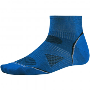 smartwool phd cycle ultra light mini socks- Save 25% Off - With a new 4 Degree Elite Fit System and ReliaWool technology, SmartWool PhD Cycle Ultra Light Mini Socks deliver an improved fit, more comfort, and greater durability. . Ultralight-no cushion for maximum performance next to the foot. New 4 Degree Elite Fit System with bi-elastic construction across four fit bands improves fit and comfort with faster flex and recovery-four-point support at ankle, upper and lower instep, and arch to keep the sock in place. ReliaWool technology in high-impact areas provides longer lasting durability and protection to keep feet comfortable. Soft, breathable merino wool regulates temperature, manages moisture, naturally resists odor, and does not itch or shrink. Mesh ventilation zones for temperature and moisture regulation. Low-profile and durable virtually seamless toe. Alternating 1x1 welt. Single-layer 1x1 ribbed top. Overall height: 3.75 in.. Machine wash warm inside out, gentle cycle; tumble dry low