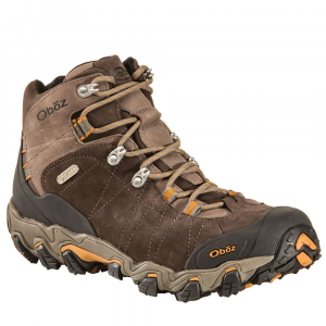 Oboz Men's Bridger Bdry Hiking Boots, Wide