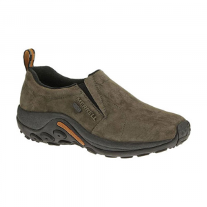 Merrell Men's Jungle Moc Waterproof Shoes, Gunsmoke