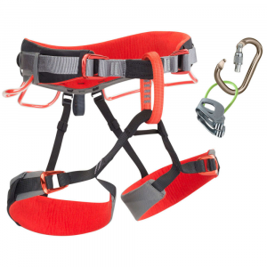 Black Diamond Momentum Ds Climbing Harness Package