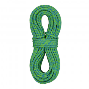 sterling rope helix 9.5 mm x 70 m climbing rope- Save 20% Off - Don't be fooled by the small diameter of the Sterling Helix 9.5 x 70 m Climbing Rope-it's a workhorse. Engineered to offer the perfect balance between diameter and weight, this rope is perfect for high-end sport, traditional, and mixed climbing.. .  . . .  Ideal for high-end sport, trad, and mixed climbing.  New sheath and bantamweight core construction make this rope a skinny superhero.  Engineered for an ideal balance of diameter to weight.