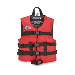 photo: MTI Livery life jacket/pfd