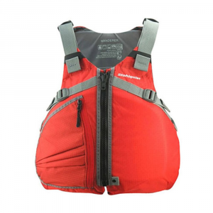 stohlquist wanderer pfd- Save 26% Off - Loaded with features, the Stohlquist Wanderer PFD has a high mesh back which interferes less with your kayak seat.. . Super soft flotation foam has beveled edges for comfort. Large arm openings allow for maximum mobility. Mesh lower back allows foam to sit above the kayak seat back. Eight points of adjustment provide a comfortable, secure fit. Large expanding pocket features a secure, quick-release buckle closure. Unique Stohlquist cinch harness system eliminates ride-up. Open sides offer maximum ventilation. Reflective logo on back provides increased visibility in lowlight conditions. Durable 420 denier oxford shell & 210 denier oxford liner. Sizes: S/M (30-42 in.); M/L (42-54 in.)