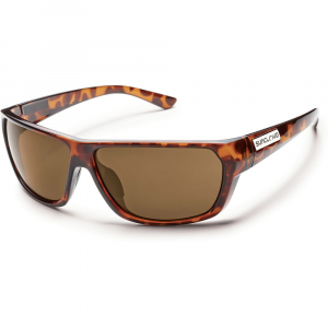 Suncloud Feedback Sunglasses Tortoisebrown