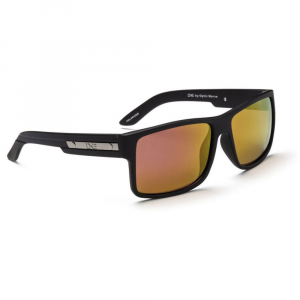 OPTIC NERVE Festivus Sunglasses, Matte Black