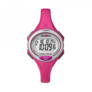 Timex Ironman Essential 30 Lap Mid Size Watch, Pink