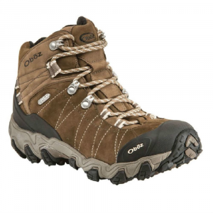 Oboz Women's Bridger Bdry Hiking Boots, Walnut
