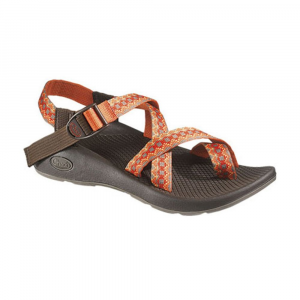 Chaco Womens Z2 Yampa Sandals Orangeblack