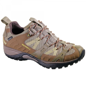 Merrell Womens Siren Sport 2 Wp Hiking Shoes Brindle