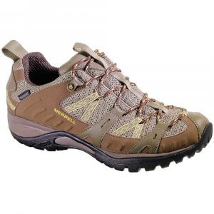 Merrell Women's Siren Sport 2 Waterproof Hiking Shoes, Brindle, Wide