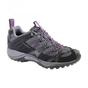 Merrell Women's Siren Sport 2 Hiking Shoes, Black/damson