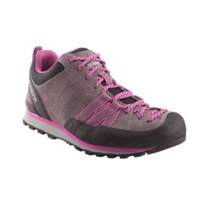 Scarpa Womens Crux Hiking Shoes Mid Greydahlia