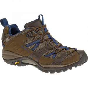 Merrell Women's Siren Sport 2 Wp Hiking Shoes, Merrell Stone/blue