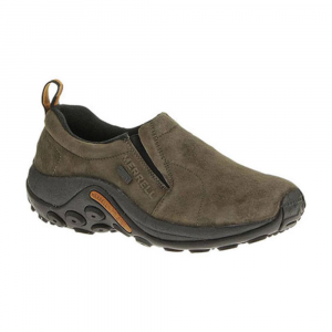 Merrell Women's Jungle Moc Waterproof Shoes, Gunsmoke