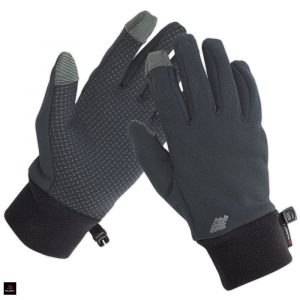 photo: EMS Women's Windpro Glove fleece glove/mitten