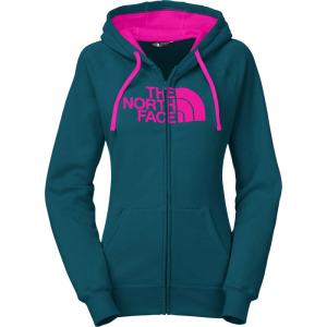 The North Face Womens Half Dome Full Zip Hoodie