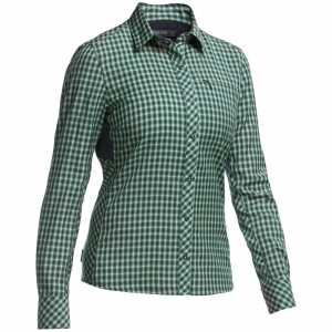 Icebreaker Terra Long Sleeve Plaid