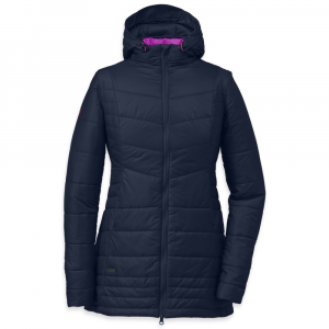 Outdoor Research Womens Breva Parka With Hood