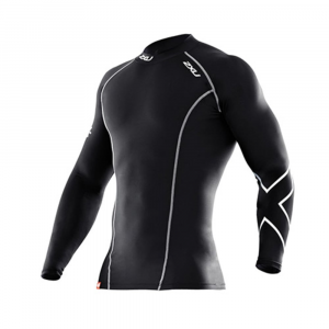 2XU Mens Thermal Compression Top LS