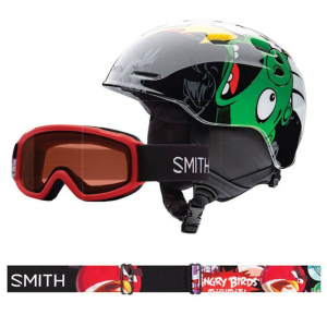 Smith Kids Zoom Helmet Sidekick Goggles Combo