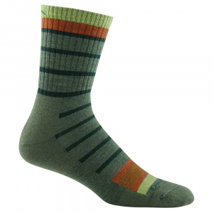 Darn Tough Boy's Via Ferrata Micro Crew Cushion Socks