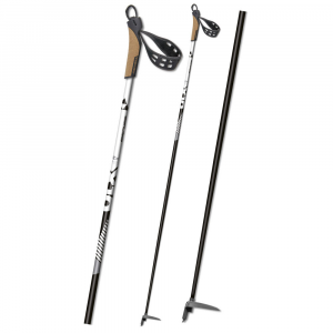 fischer off track ski pole- Save 20% Off - Perfect for variable terrain, the Fisher Off Track Pole provides a superior hold in deep snow and uncharted territory. The reimagined comfort strap is easy to handle, while the offtrack basket features a forward tip for better roll motion.. .  Cork grip handle.  Robust 16:9mm aluminum shaft.  Warm comfort strap.  Offtrack basket.