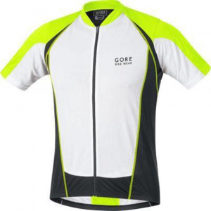 Gore Bike Wear Mens Contest Full Zip Jersey