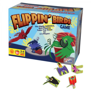 Channel Craft Distributors Flippin Birds Game Box