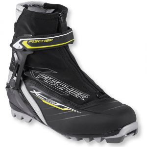 fischer men's xc control nordic ski boots- Save 20% Off - Enjoy breathable comfort and support during backcountry excursions with the XC Control Nordic Ski Boots. Designed specifically for touring, these boots feature a Sport Fit with generous cushioning for reliable stability and hold.  Thanks to Thermo Fit cushioning, lightweight Thinsulate insulation and a Triple F membrane, youll be equipped to explore your favorite trails in comfort and warmth.  Gaiter Ring fastening allows for added protection against snow and wet conditions.  Lace covers offer additional weather protection.  Easy entry lacing loops for easy on-and-off access.  Sport Fit offers generous cushioning and enhanced stability for touring.  Thermo Fit foam cushioning forms to your foots shape for optimal warmth and comfort.  Triple F Membrane provides moisture management and ventilation.  Lightweight Thinsulate insulation provides pressure-resistant and water-repellent warmth.  Injected Exterior Heel Cap offers optimal heel cradling and power transfer.  Ankle Support Cuff ASC3 with pivot joint offers exceptional maneuverability.  T4 PU outsole offers comfortable, soft flex and walkability.