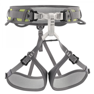 Petzl Corax Climbing Harness Yellow