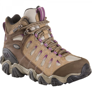 Oboz Women's Sawtooth Mid Bdry Hiking Boots