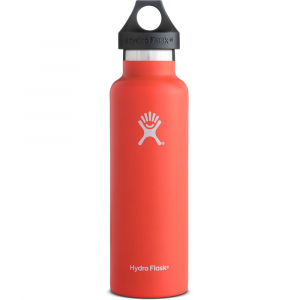 Hydro Flask 21 Oz. Standard Water Bottle, Tangelo