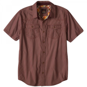 Prana Men's Organic Cotton Borla S/s Shirt